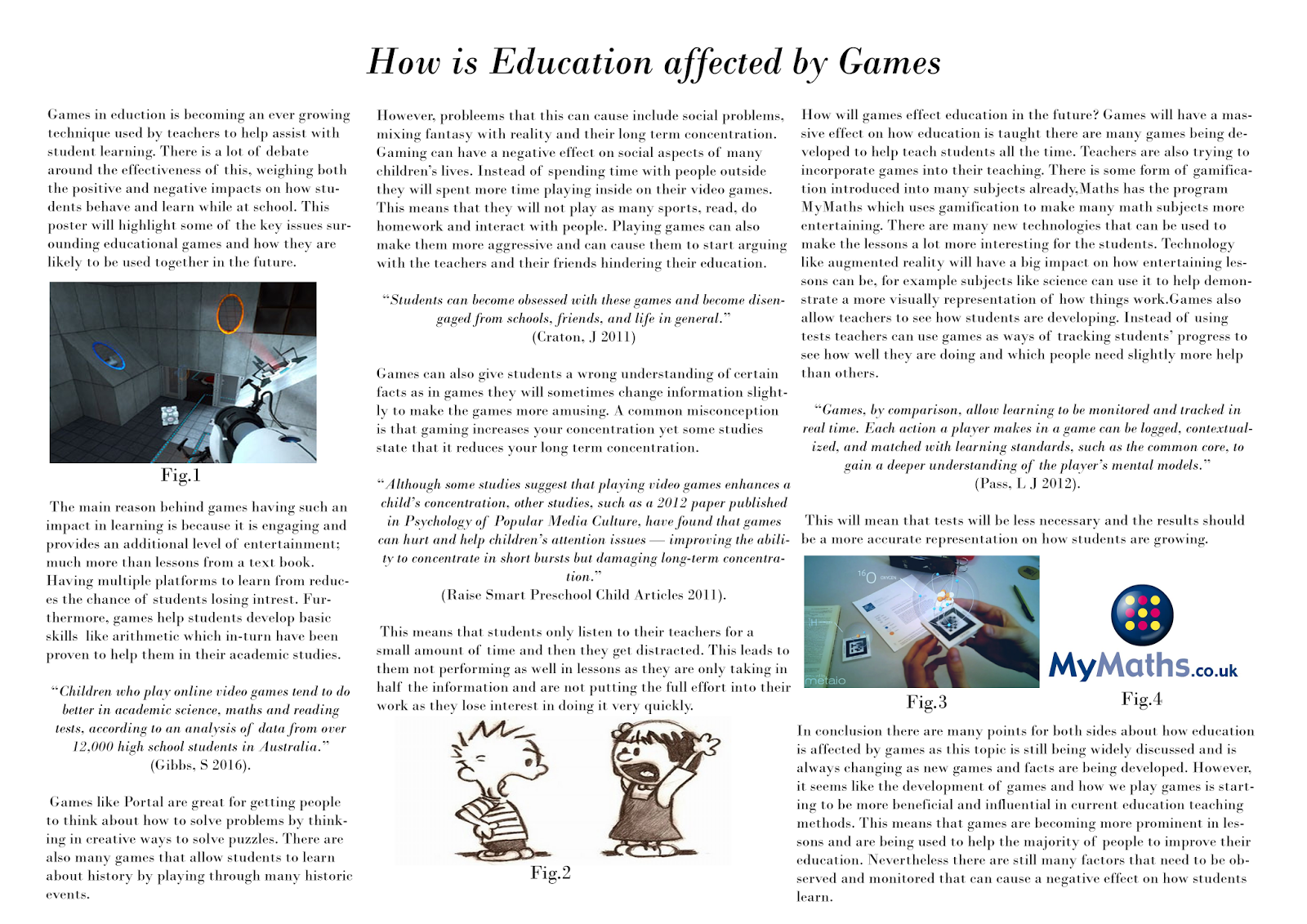 effects of online games on students The effects of online interactive games on high school students' achievement and motivation in history learning: 104018/jdet2012100108: many studies demonstrate.