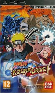 Naruto Shippuden Kizuna Drive ISO PPSSPP - wasildragon.web.id