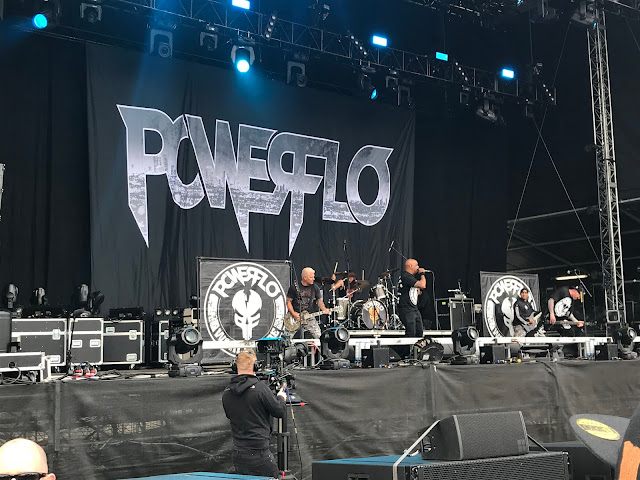 Powerflo at Download UK 2018
