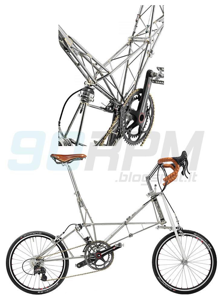 Stress e sollecitazioni nel telaio della bicicletta for Una planimetria della cabina del telaio