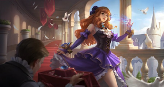 Build Gear Item Guinevere Mobile Legends Top Global