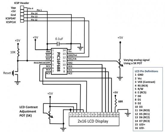 ElectroLabzz: DVM 16F688