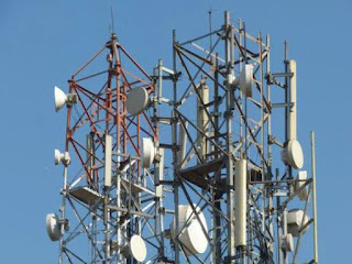 4G internet tower