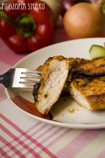 (Kurczak w ziołowej marynacie po marokańsku