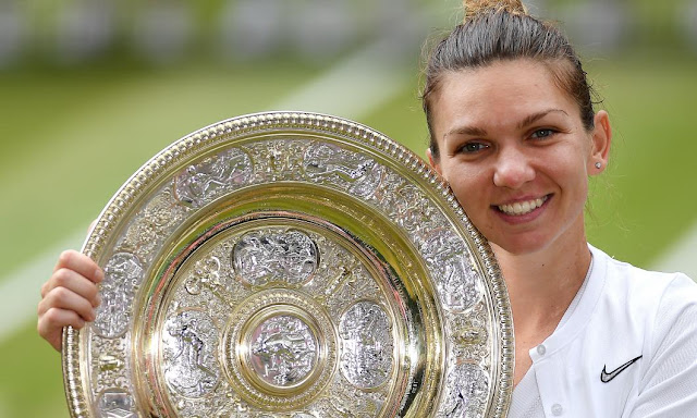 wimbledon 2019 simona halep castigatoarea finalei feminine wimbledon 2019 halep vs williams rezumat video highlights simona halep serena williams finala wimbledon 2019 13 iulie
