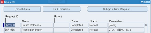 Oracle Order Fulfilment: Back to Back Order « Learn Oracle
