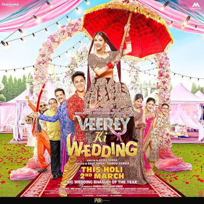 Veerey Ki Wedding 2018 PDVDRip 700MB