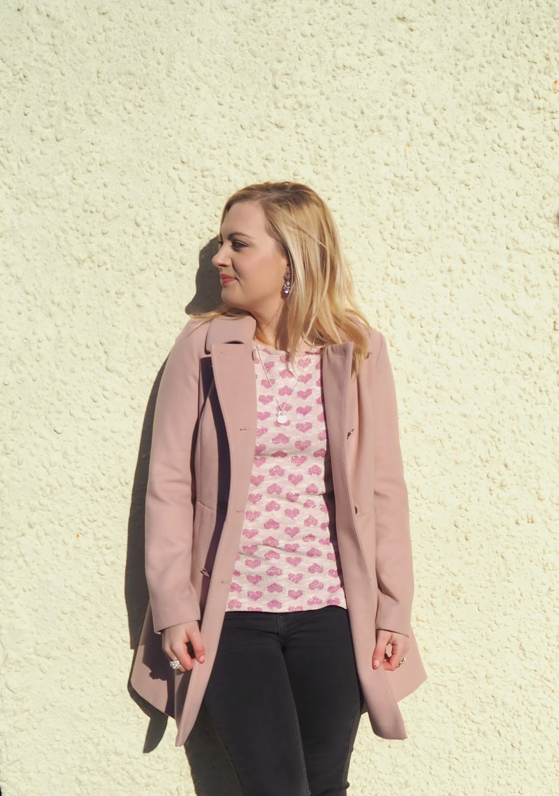 You Make Me Blush: Outfit | Katie Kirk Loves