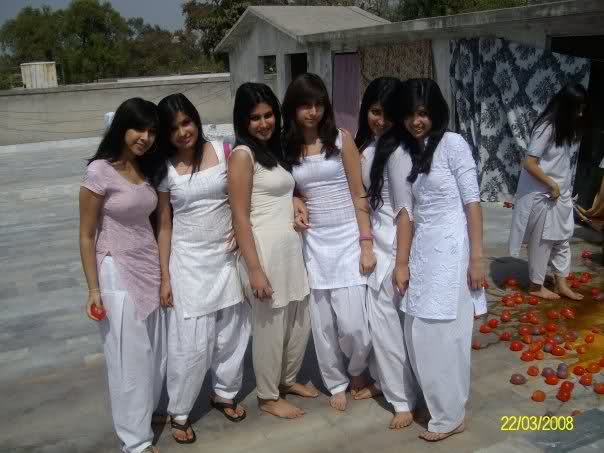 Desi college girls
