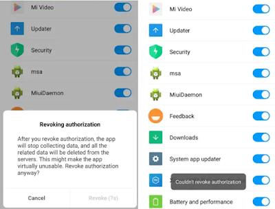 Cara Menghapus Iklan Di Smartphone Xiaomi : Simaklah Petunjuk Langkah demi Langkah untuk Menonaktifkan Iklan di MIUI 10