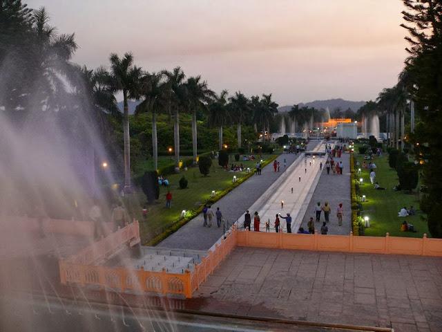 Pinjore Garden - Haryana Mughal garden