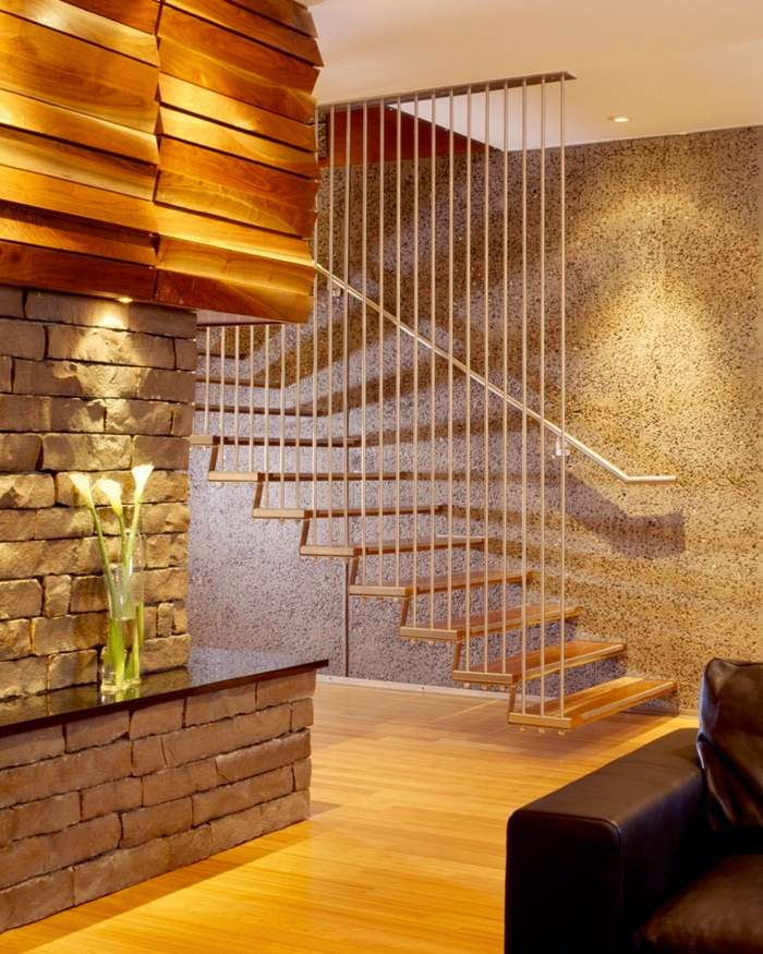 Floating Staircase Ideas: Floating Staircase Designs: Detailed Look With Suggestions