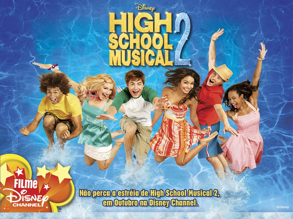 Games About High School Musical Party Games