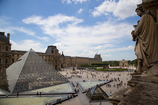 Museu do Louvre_Paris