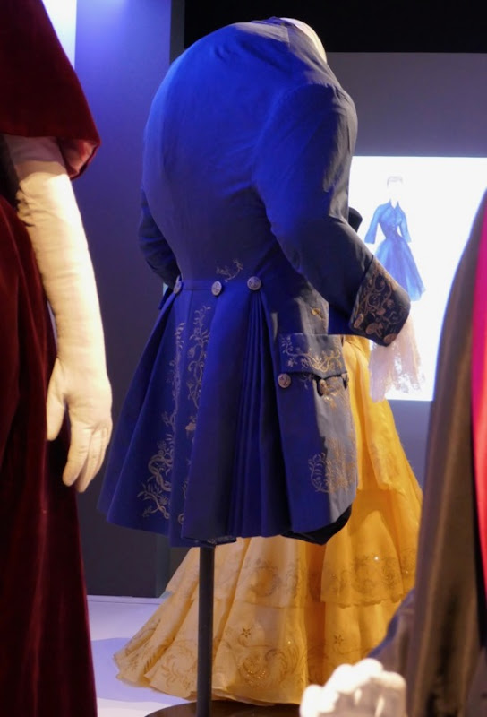 Dan Stevens Beauty and the Beast costume