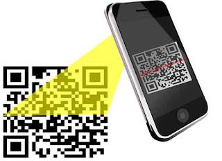 memindai kode whatsapp dari ponsel ke pc atau laptop