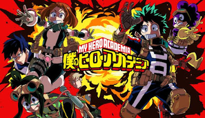 Boku No Hero Academia 2 Episódio 9