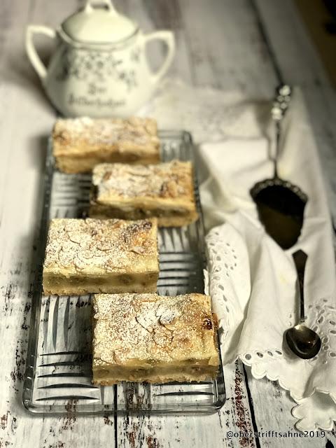 Stachelbeerpuddiungkuchen