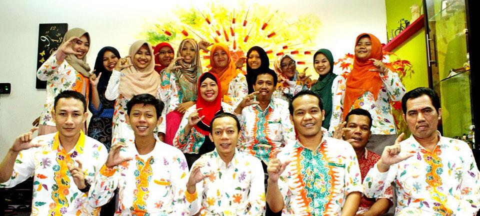 Team Cheria Halal Holiday