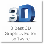 8 Best 3D Graphics Editor software