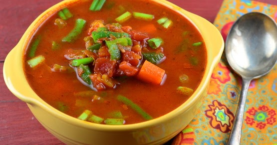 Vegetable Soup Diet - Lose 10 Lbs a Week