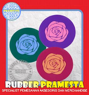 RUBBER COASTER COFEE SOFT | TATAKAN GELAS COFEE SOFT | JUAL RUBBER COASTER