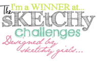 ♥ Juli 2013   bei The Sketchy Challenges ♥