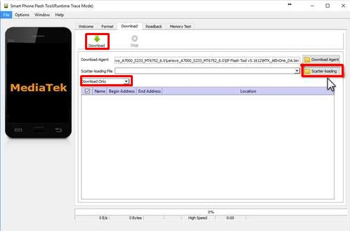 Cara Flashing Vivo Y53 (SP Flash Tool, QcomDloader, QFIL, dan Tanpa PC)