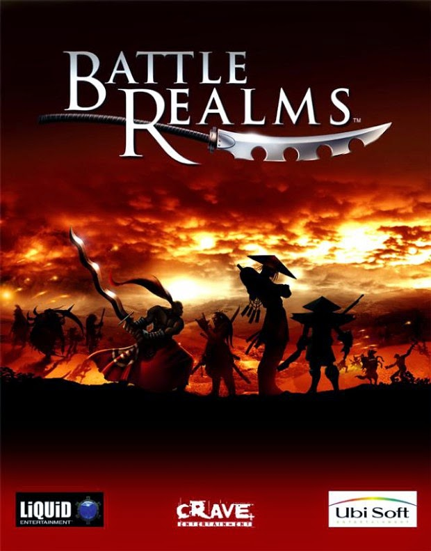 GAME PC BATTLE REALMS