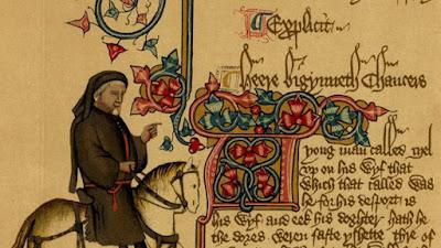 Chaucer, Cuentos de Canterbury