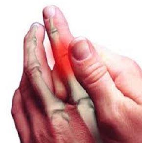 Jari tangan nyeri