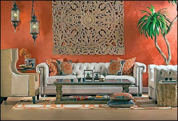 Decorating theme bedrooms maries manor exotic bedroom decorating ideas eclectic ethnic for Moroccan living room decor ideas