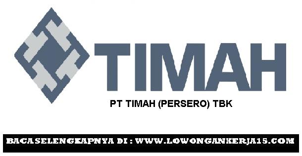 Lowongan Kerja Management Trainee PT TIMAH (Persero) Tbk