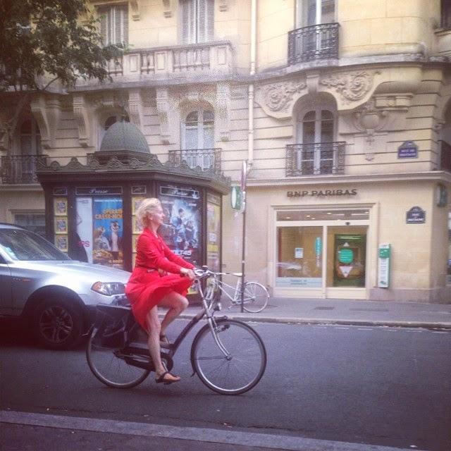 Bon Weekend: 8 August 2014