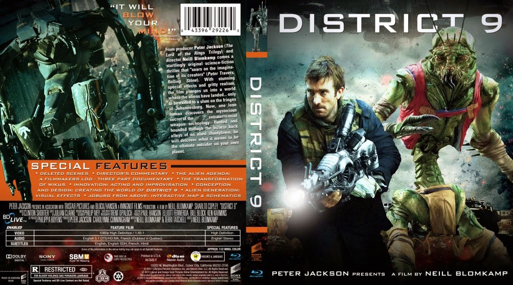 Watching Movies Online District 9 2009 Expect The Unexpected