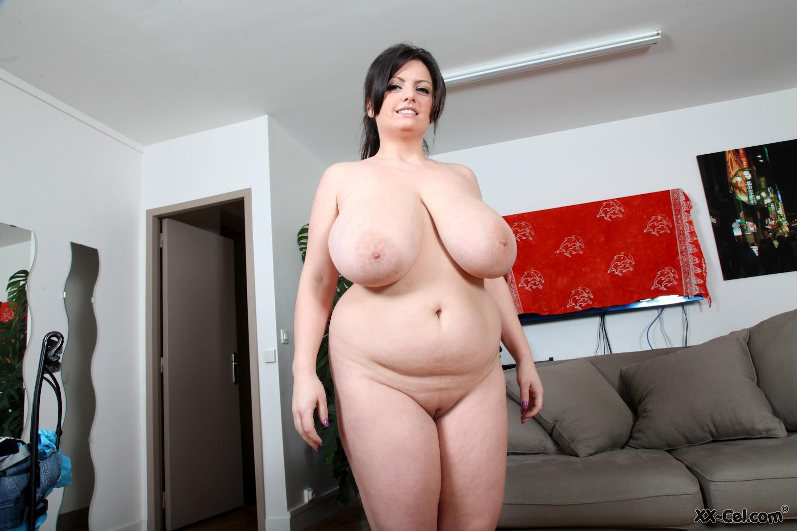 Weight gain boobs bbw