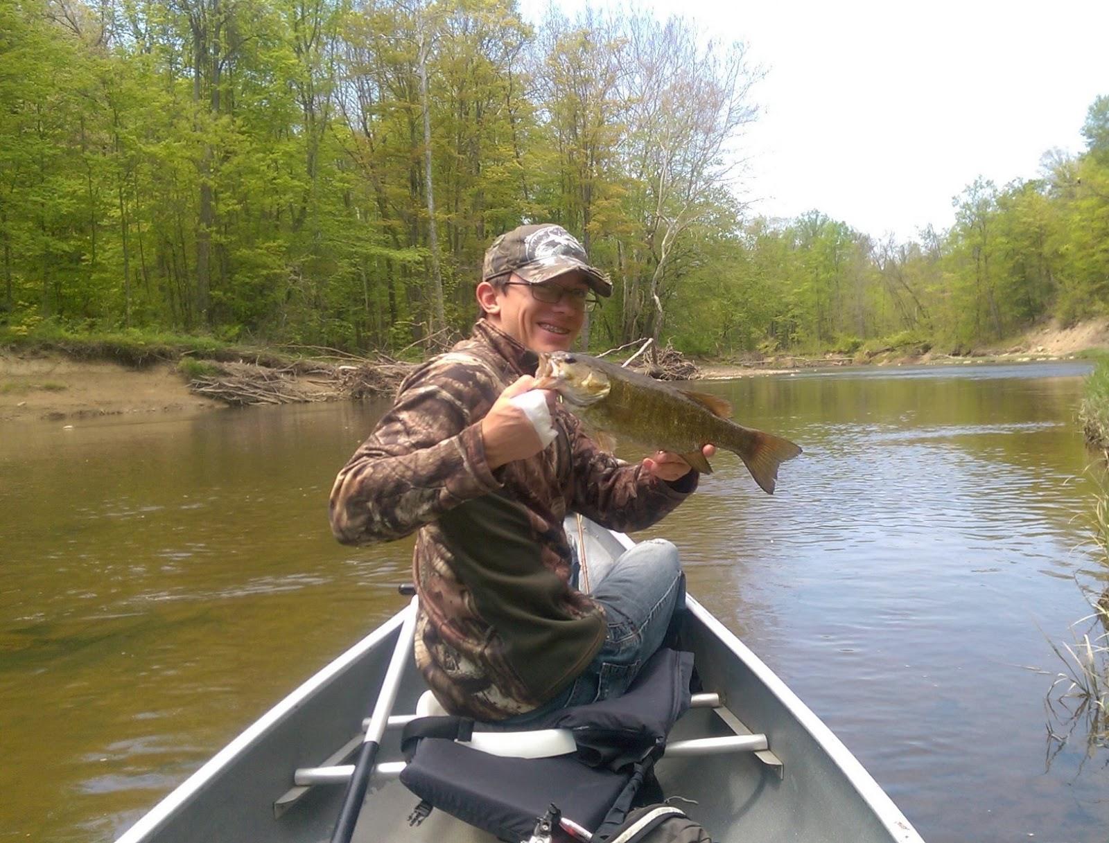 Lake metroparks fishing report for Ohio river fishing report