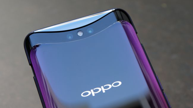 Oppo Find X Back Cameras