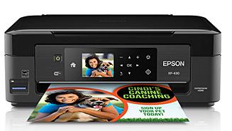 Epson XP-430 Printer Drivers Download