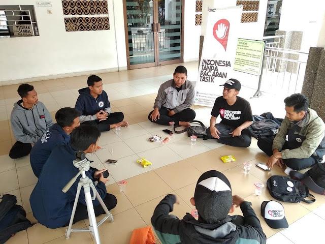 Kumpul Bareng Komunitas Indonesia Tanpa Pacaran Tasikmalaya