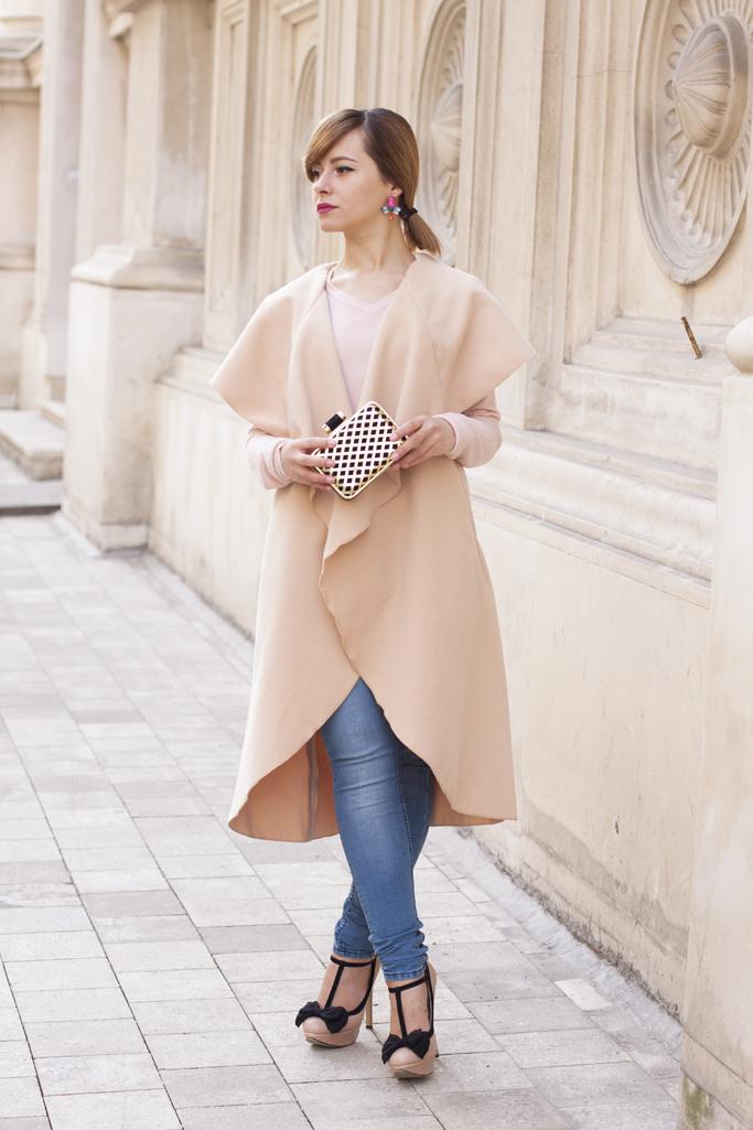 vision on fashion rose quartz sweater