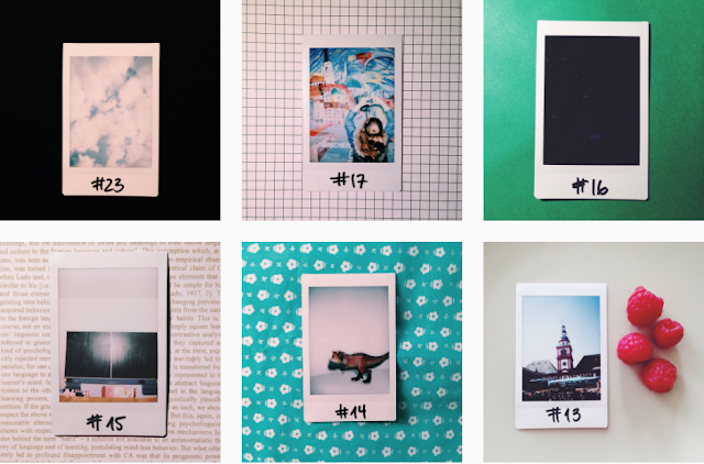 #100DaysofInstaxFictions #The100DayProject