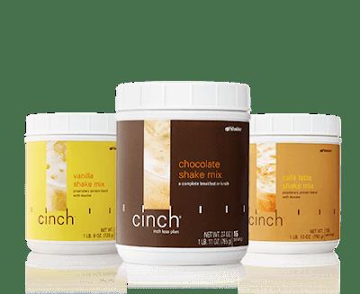 CINCH MIX SHAKE SHAKLEE | WINICHELEN