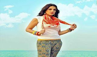 Egyptian actress Dora participates actor Mohammed Ramadan Zain series