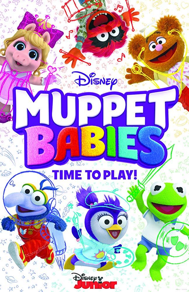 Muppet Babies Temporada 1 Ingles / Español Latino