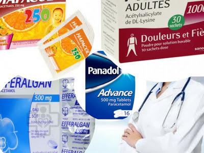 Còn nhiều sai lầm phổ biến trong việc dùng thuốc hạ sốt hiện nay
