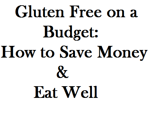 how to eat gluten free cheap