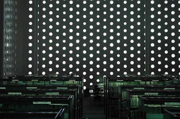 金澤海之未來圖書館