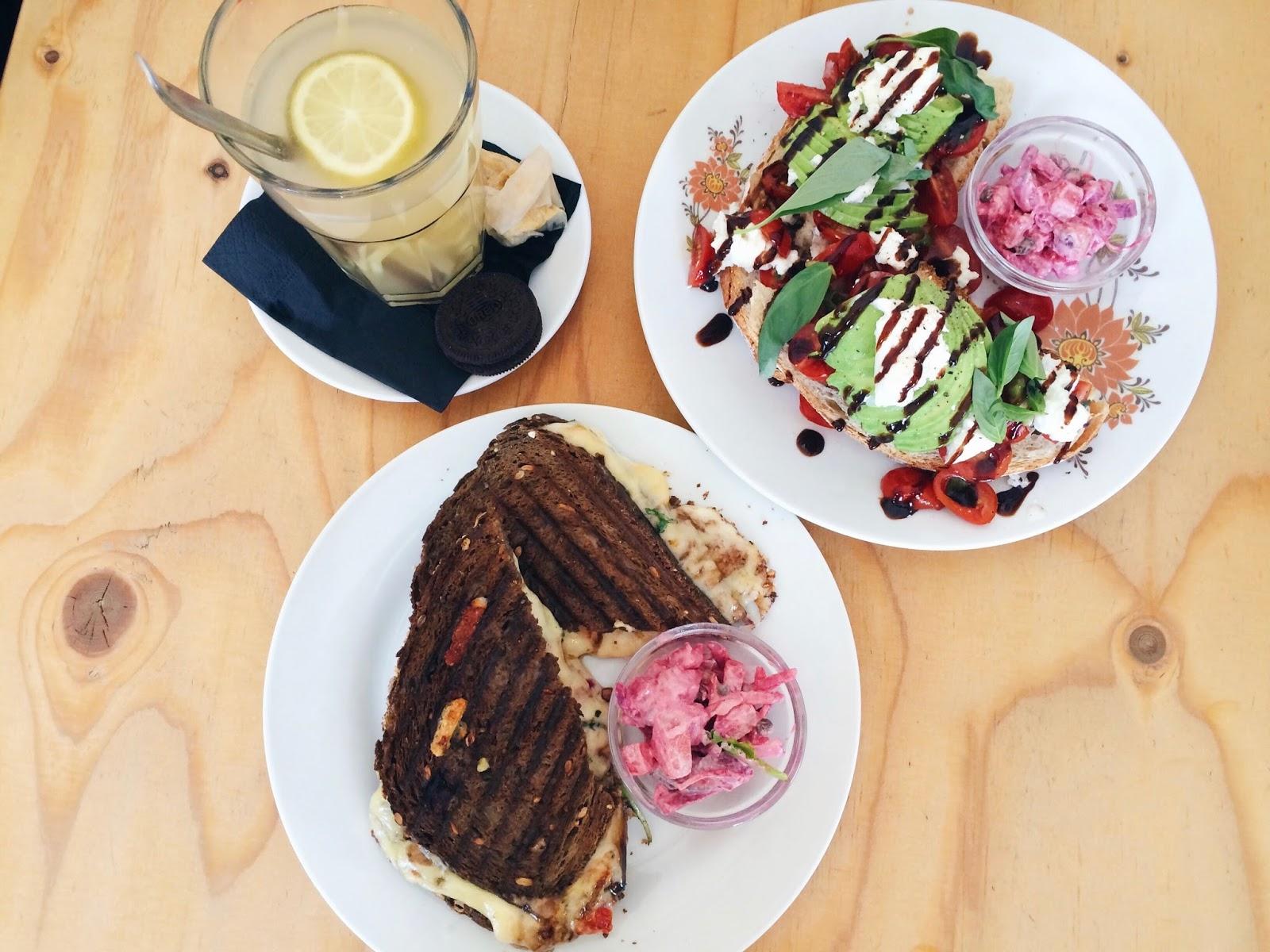 Tartine lunch sandwiches | Antwerp