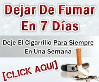 Dejar De Fumar En 7 Dias